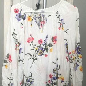 Old Navy Blouse size XL